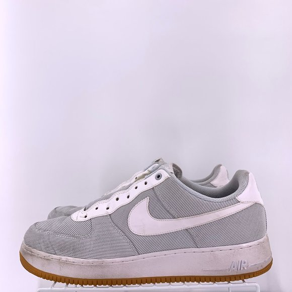 Nike Air Force 1 Low Seersucker Men's Size 14